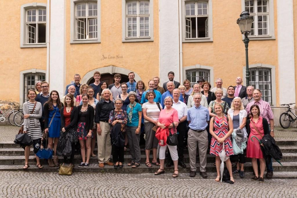 JYF 1968-69 Meets AYF 2014-15 - Reunion in Freiburg June 2015